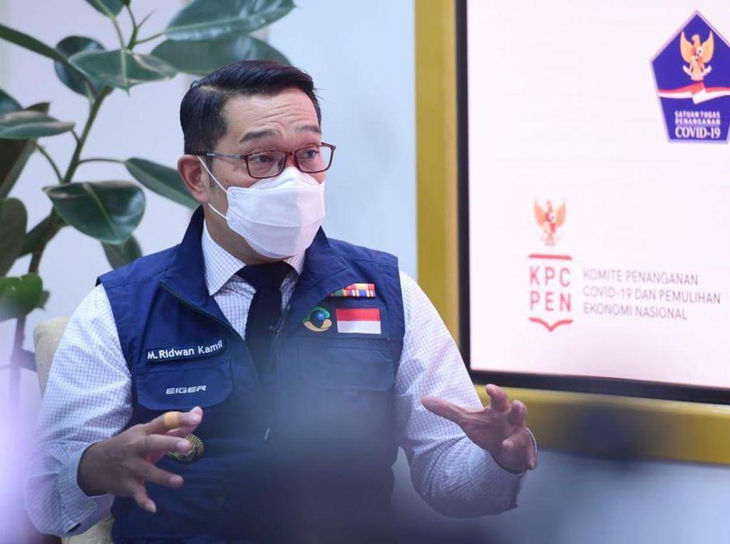 Respons Ridwan Kamil soal Wacana Penggantian Nama Provinsi Jawa Barat