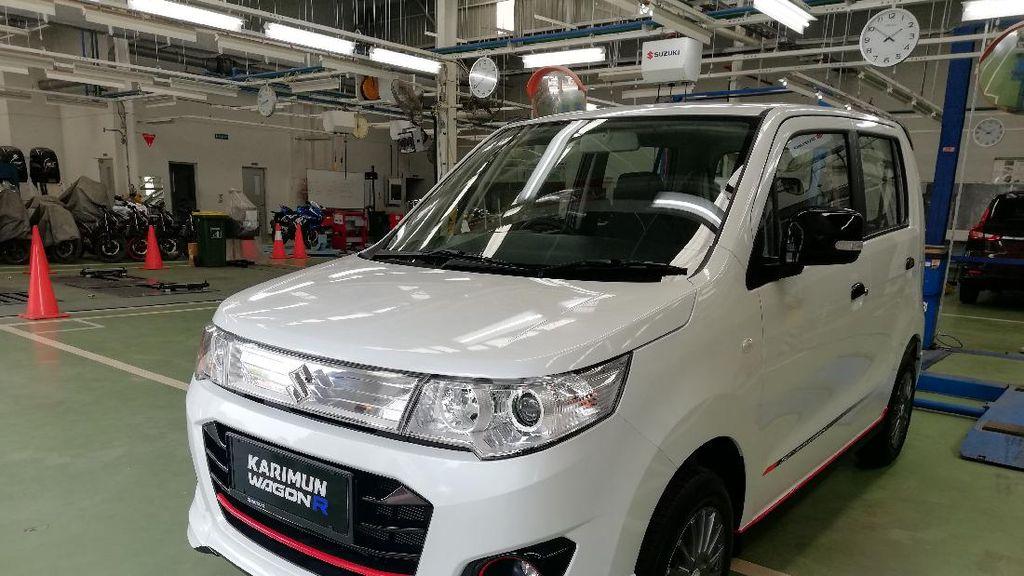 Karimun Wagon R Spesial Ultah Suzuki Cuma Dibikin 50 Unit