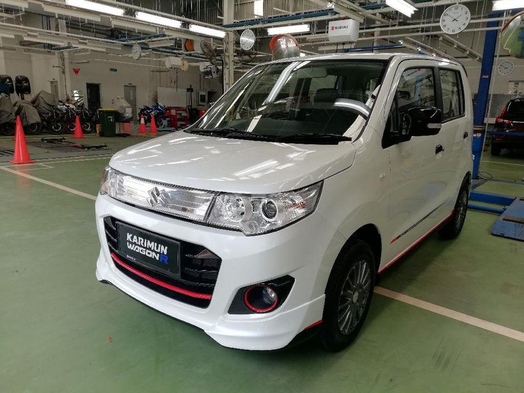 Suzuki Luncurkan Karimun Wagon R Edisi Spesial, Cuma 50 Unit