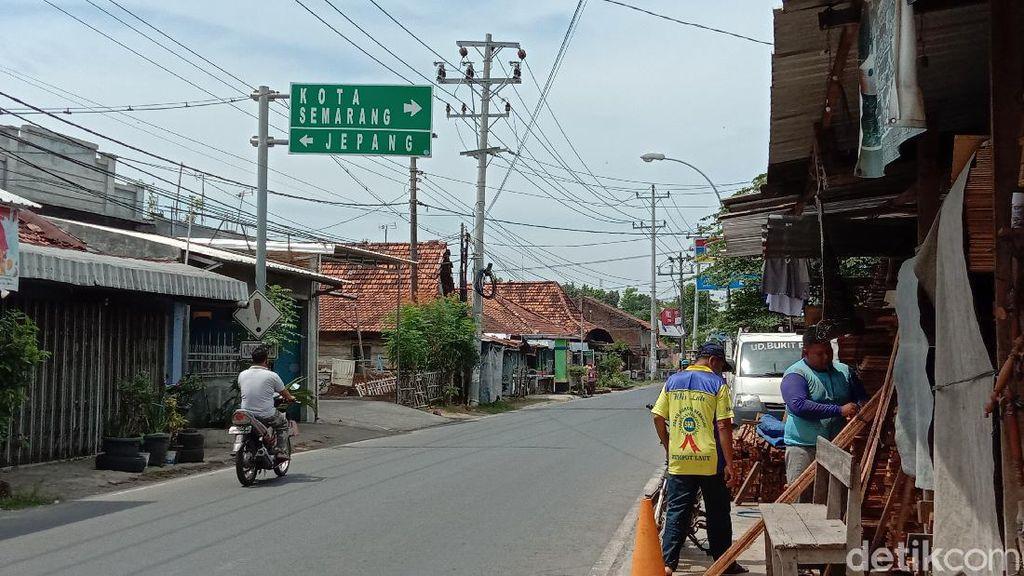 Kisah Dibalik Petunjuk Jalan ke Jepang-Semarang, Penasaran?