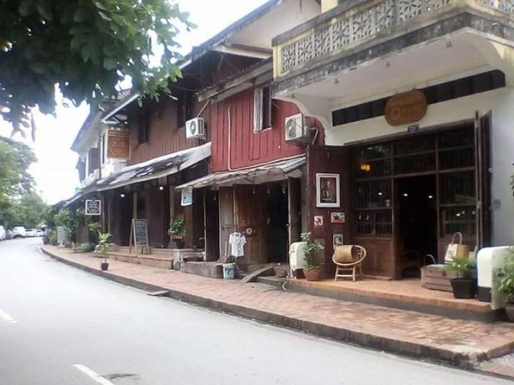 Menyusuri Lorong Jalanan Luang Prabang