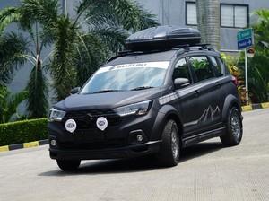 Gagahnya Modifikasi Suzuki XL7 di IMX 2020