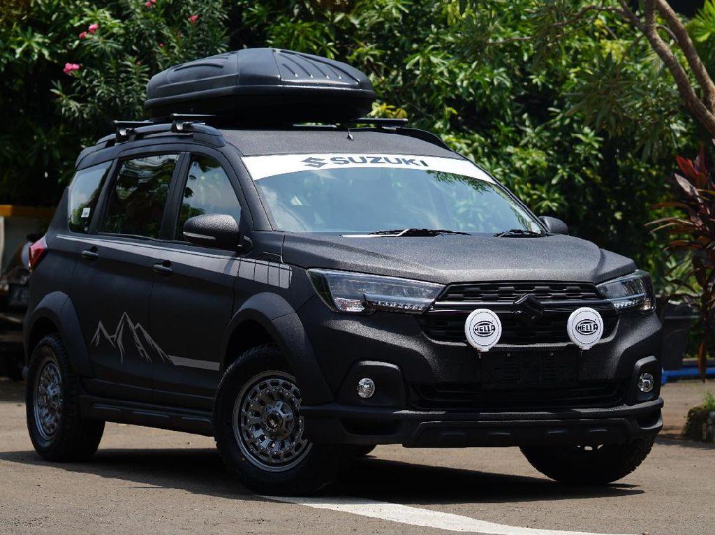 Suzuki Sediakan Paket Modifikasi XL7 dengan Harga Rp 107 Juta