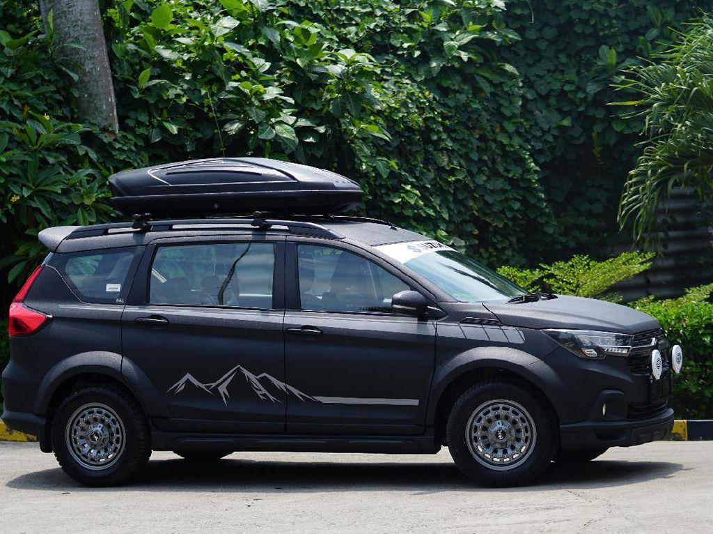Gagahnya Modifikasi Suzuki XL7
