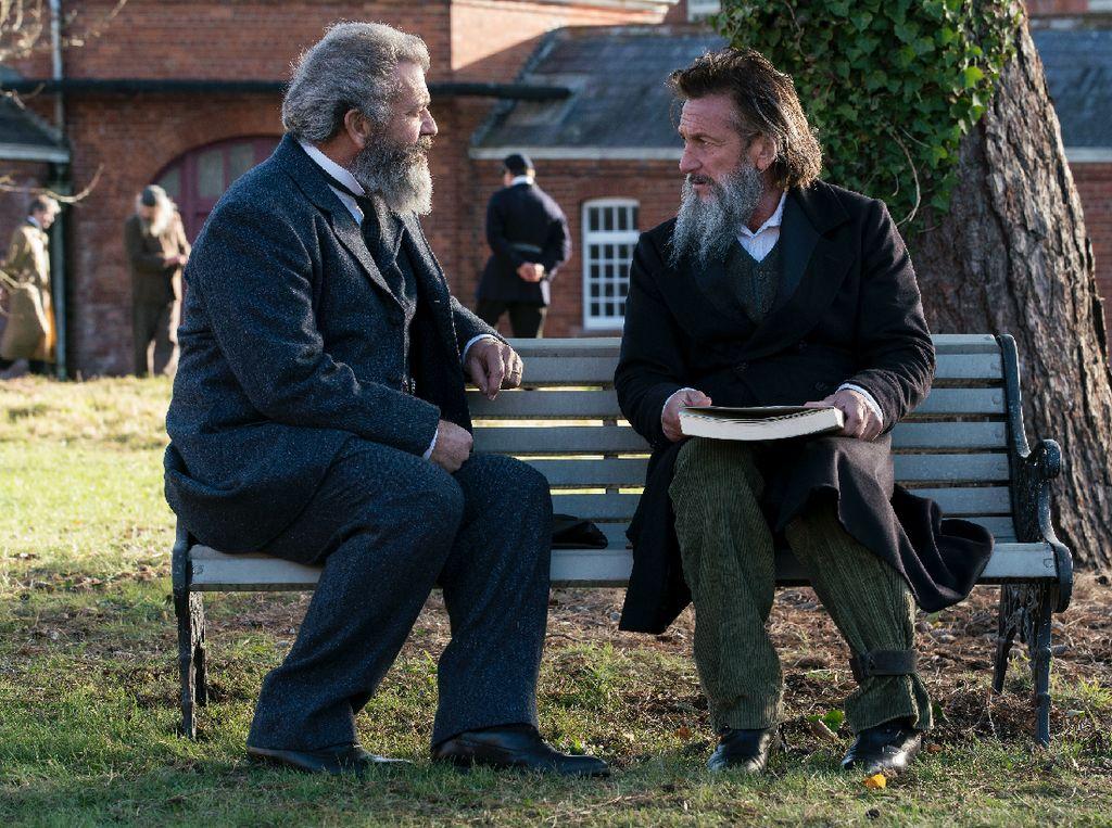 Di MOLA TV, Mel Gibson & Sean Penn Bakal Beradu Akting!