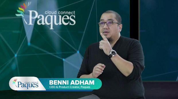 Paques Cloud Connet