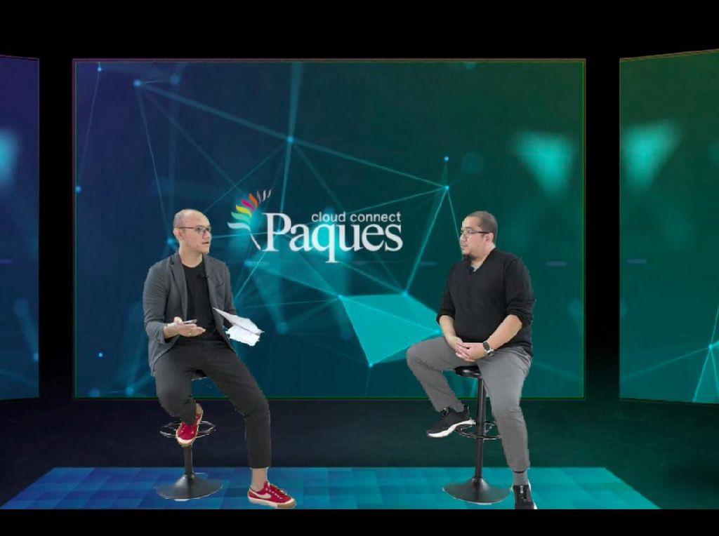 Paques Cloud Connect, Platform untuk Semua Layanan Big Data Analitik