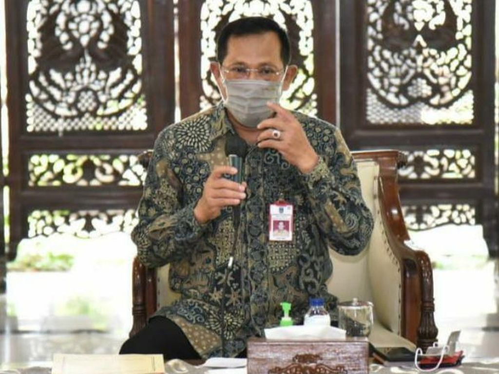 Pj Bupati Sidoarjo Akan Usul Pengisian Jabatan Eselon Kosong ke Gubernur