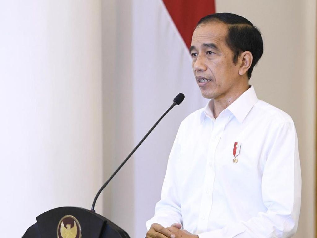 WTO Ramal Perdagangan Dunia Turun 9%, Jokowi: Kita Harus Lebih Gesit