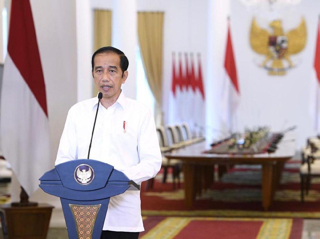 Jokowi: Sekarang Ini Hampir 10 Juta Pengangguran di Negara Kita