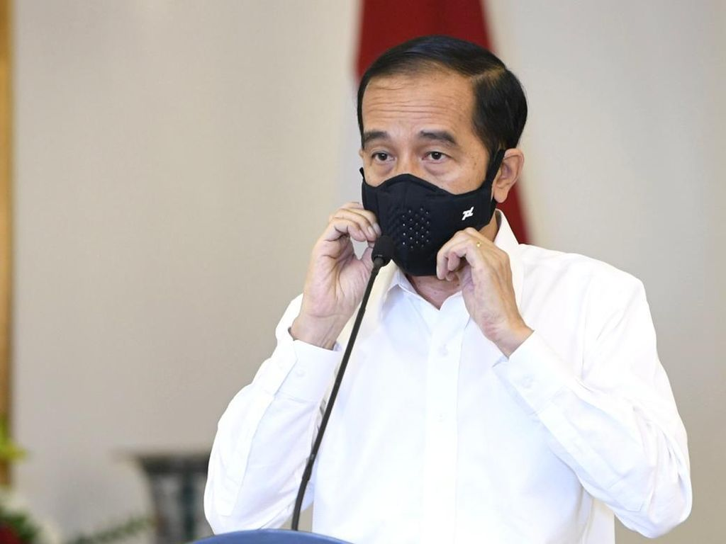 Jokowi Minta Training Bawa Vaksin Corona Libatkan WHO Indonesia
