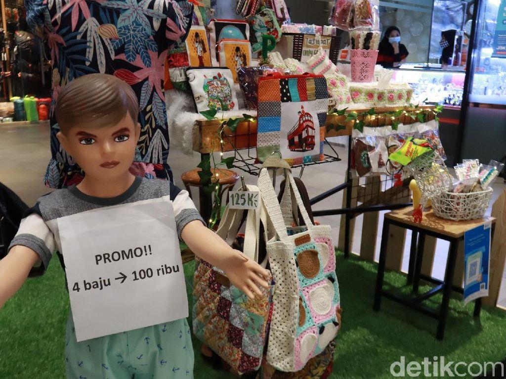 Serunya Berkunjung ke Pasar Kreatif Fesyen dan Craft di Bandung