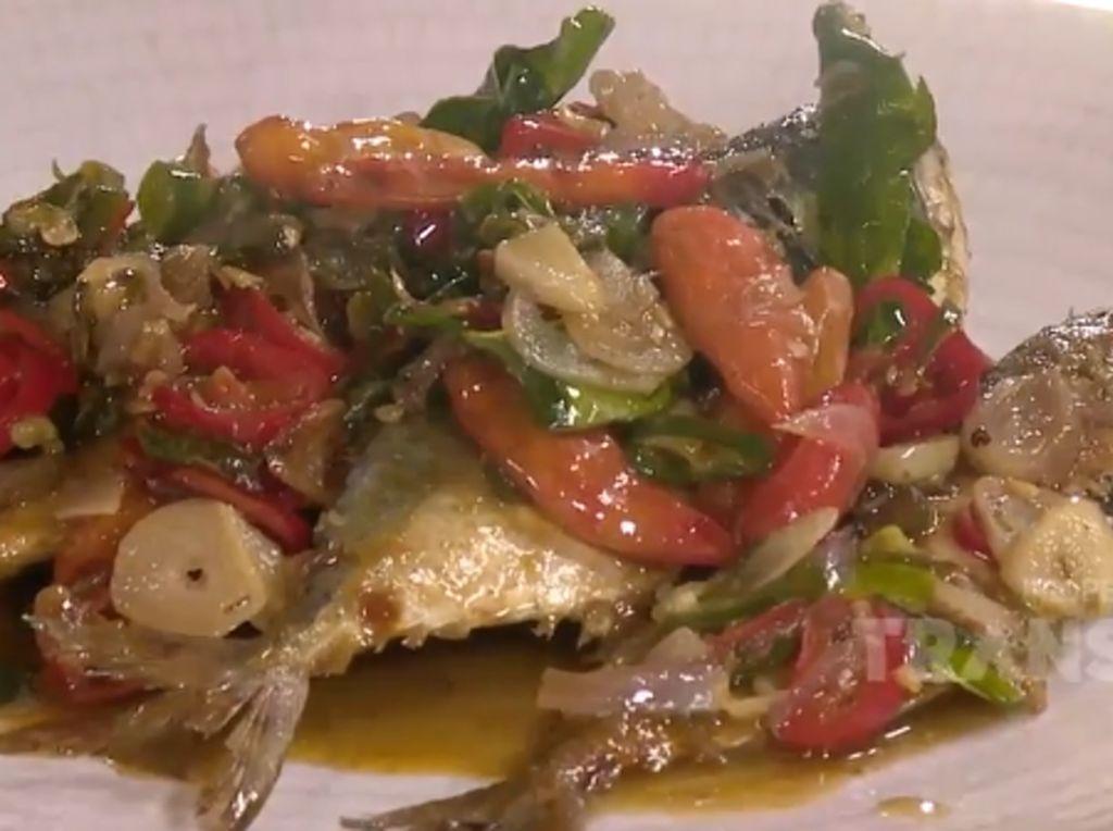 Masak Masak : Tumis Ikan Peda yang Bikin Nagih