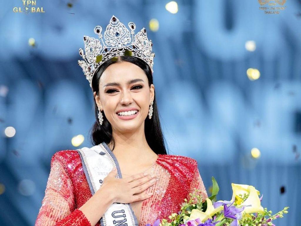 Ini Juara Miss Universe Thailand 2020, Wajahnya Sering Ada di TV Indonesia