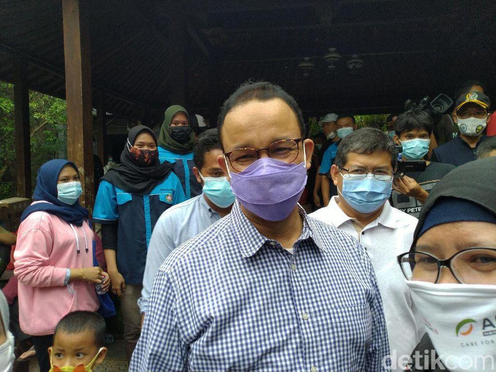 Aturan PSBB Transisi Jakarta Terbaru Lengkap Disahkan Anies Baswedan