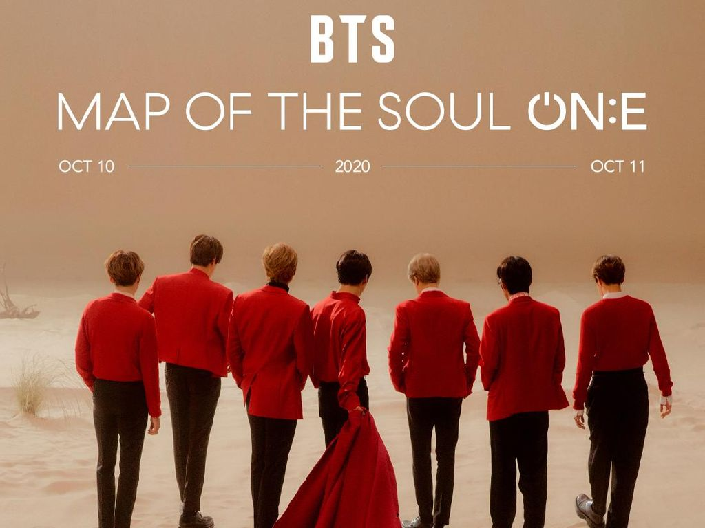 BTS Map of the Soul ON:E Day 1 Sukses Digelar, Siap-siap untuk Day 2
