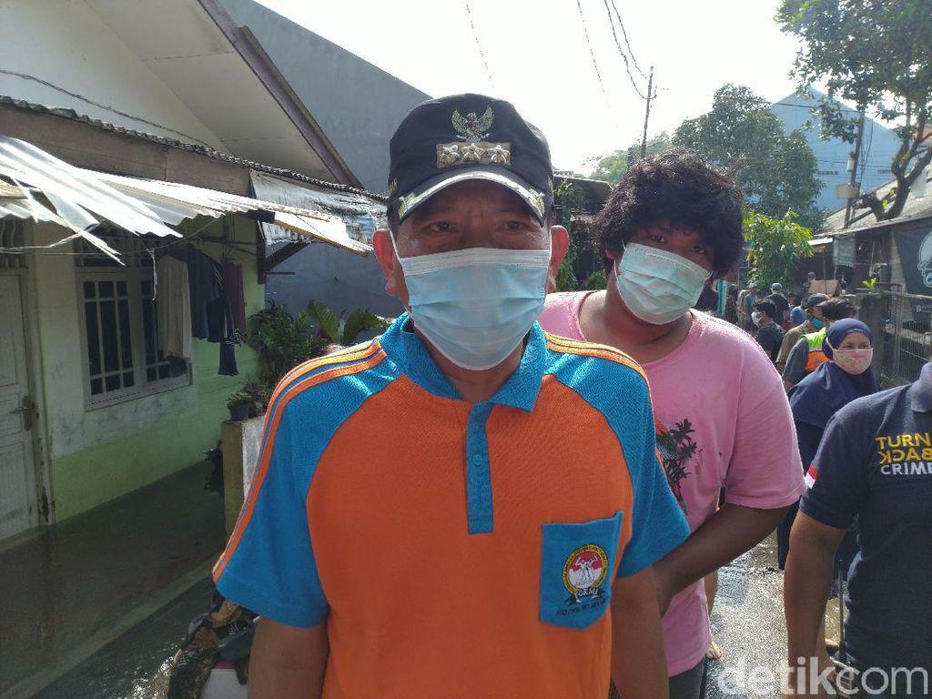 Banjir Ciganjur karena Turap Perumahan Jebol, Camat Duga Pengembang Nakal