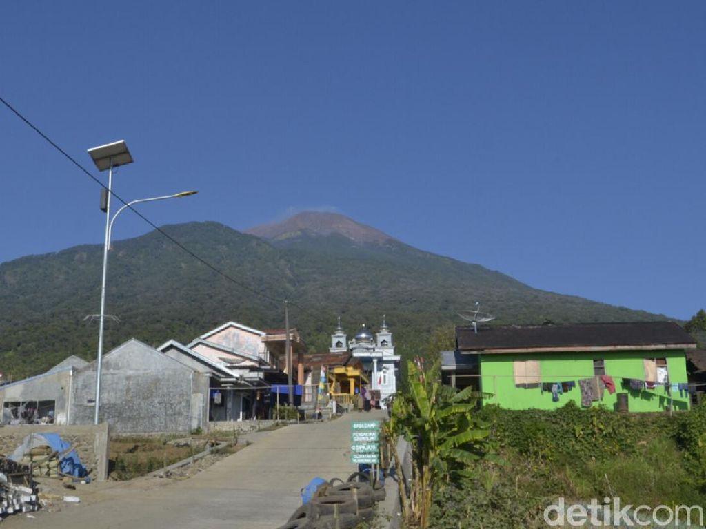 Gunung Slamet Masih Tertutup Buat Pendaki