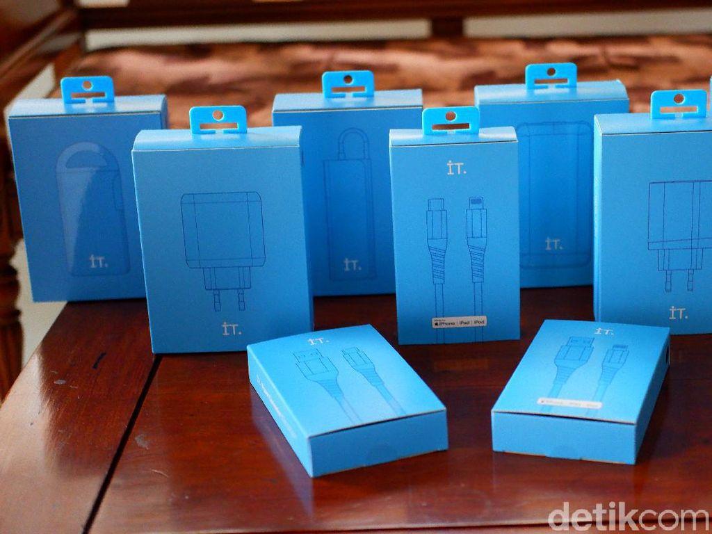IT Ramaikan Pasar Aksesori Gadget di Indonesia