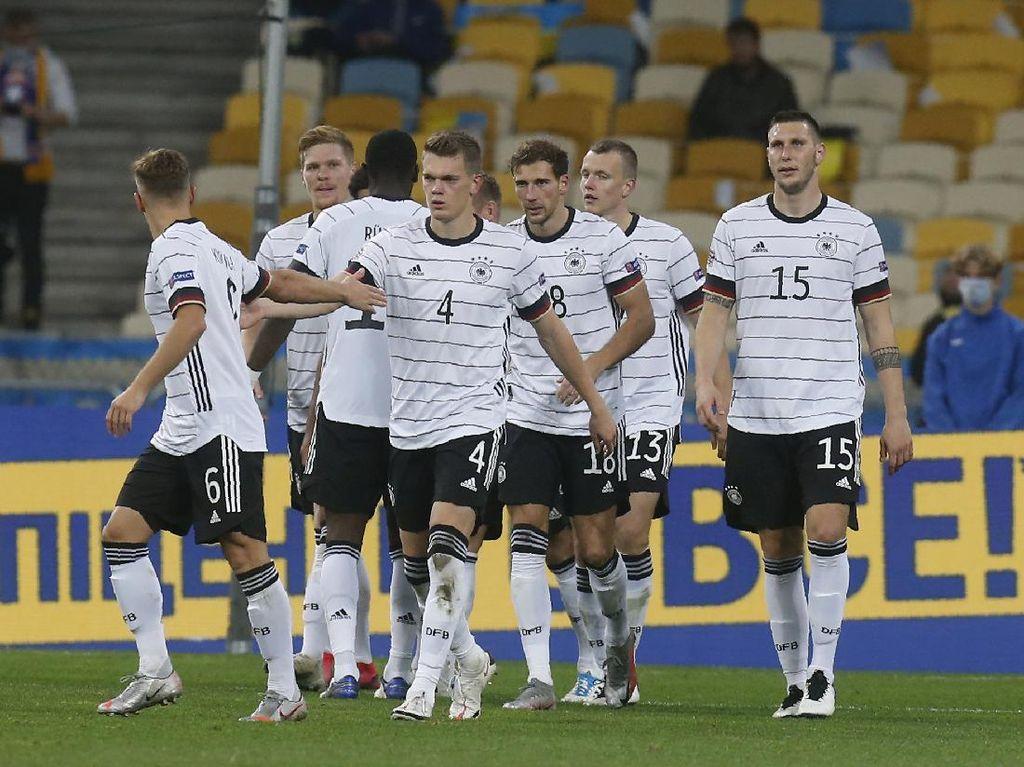 Akhirnya, Jerman Menang Juga di UEFA Nations League