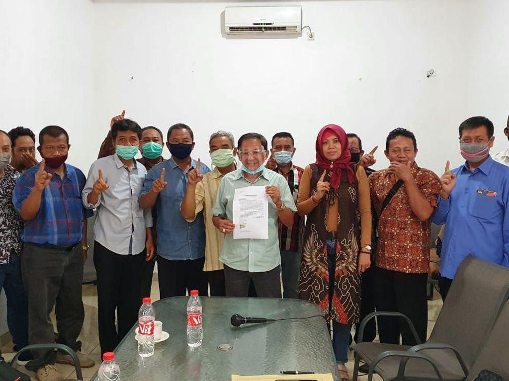 Mundur Dari PAN, Mantan Ketua MPP Jatim Diberi Jempol Amien Rais