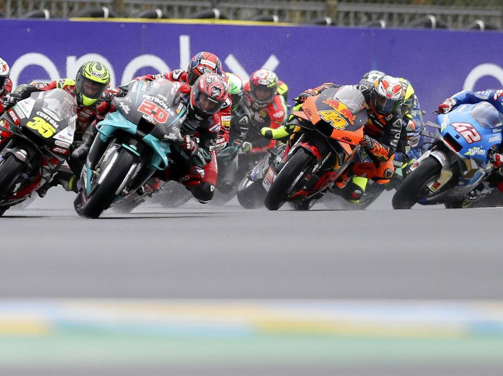 Link Live Streaming Trans7 MotoGP Aragon