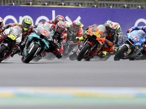 Link Live Streaming MotoGP Portugal Saksikan di Sini
