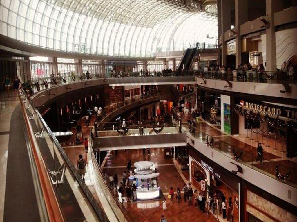 Seperti Ini Isi Marina Bay Sands Singapura