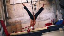 Mengintip Aksi Siswa di Sekolah Sirkus Belgia