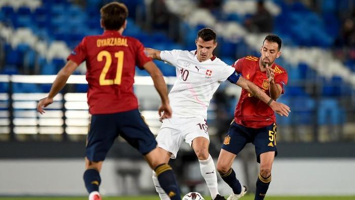 Alvaro Morata Siap Menang Dari Timnas Swiss