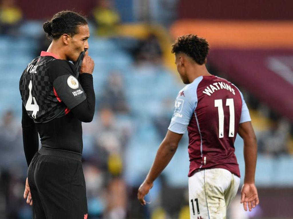 Jelang Lawan Liverpool, Aston Villa Diterpa Badai COVID-19