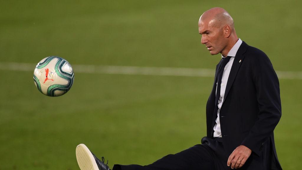 Sembilan Korban Zinedine Zidane