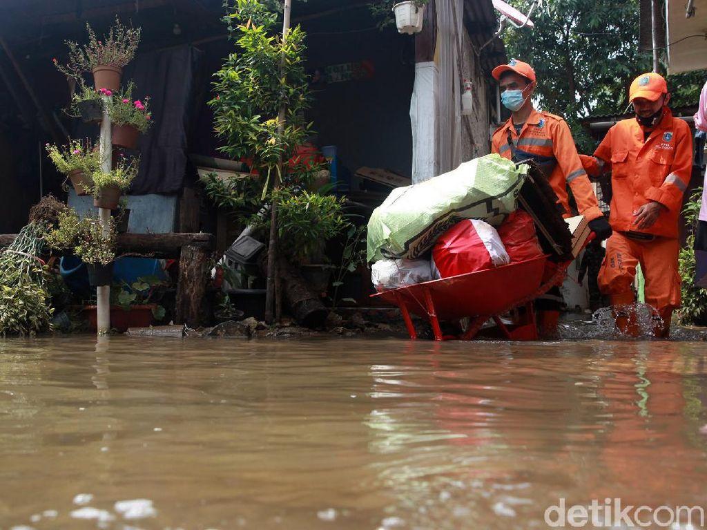 Pemprov DKI Evaluasi Tata Ruang di Ciganjur yang Sebabkan Banjir