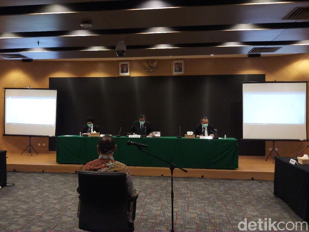Pegawai KPK Terbukti Langgar Etik di OTT Pejabat UNJ, Disanksi Teguran Lisan