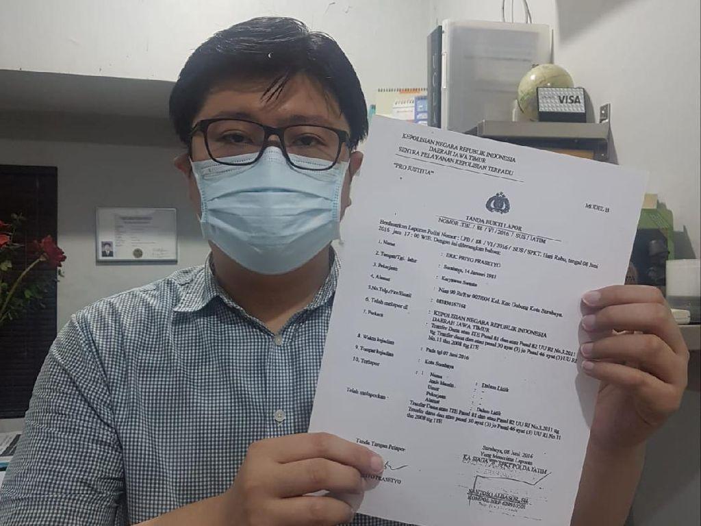 Gegara Ganti Nomor HP, Dokter Gigi di Surabaya Kebobolan Ratusan Juta Rupiah