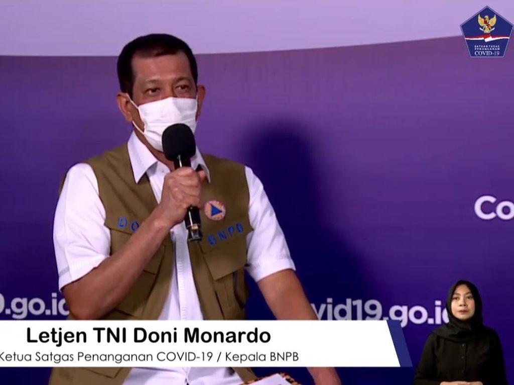 Contoh Bonek, Pemda Diminta Gandeng Ustaz Edukasi Protokol Kesehatan