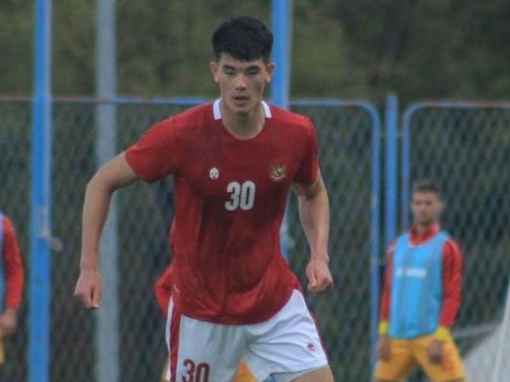 Akhirnya, Elkan Baggott Debut Juga di Timnas Indonesia U-19