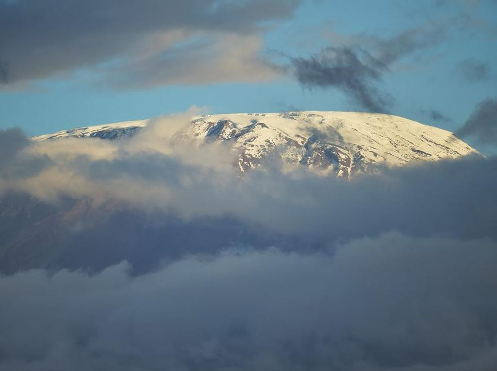 Gunung Kilimanjaro Dilanda Kebakaran, Penyebabnya Belum Diketahui