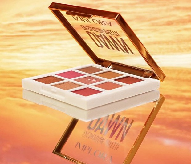 Implora Eyeshadow Pallete Dawn