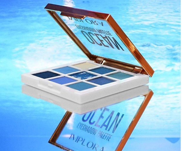Implora Eyeshadow Pallete Ocean