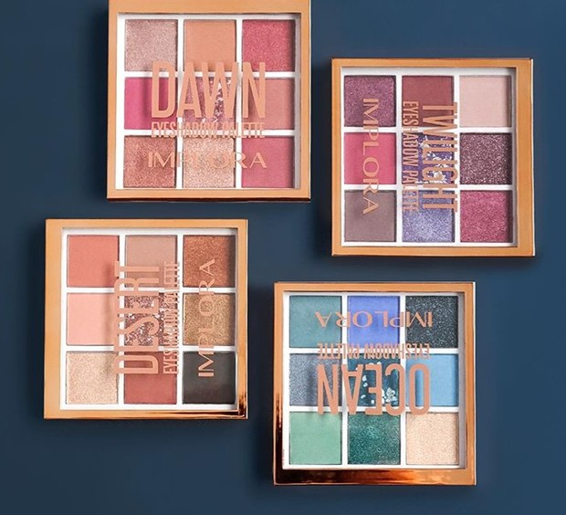 Implora Eyeshadow Pallete