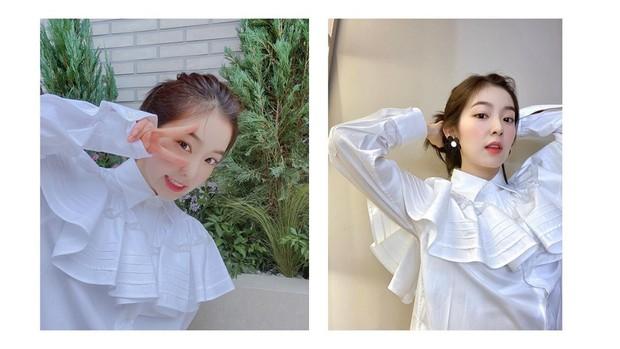 foto imut Irene Red Velvet di umur 30