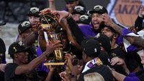Atasi Miami Heat di Final, LA Lakers Juara NBA 2020!