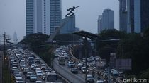 Jakarta Keluar dari Daftar 10 Kota Termacet Dunia