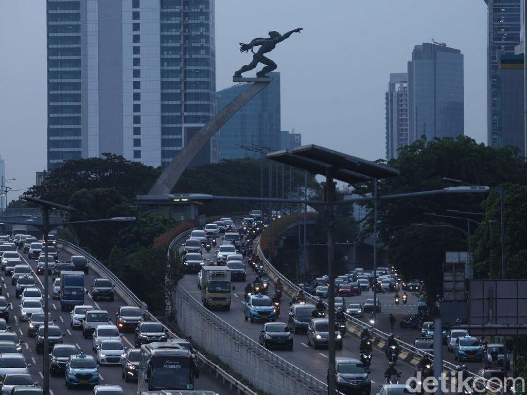 DKI Jakarta PSBB Ketat Lagi, Simak Aturan Penggunaan Kendaraan Pribadi