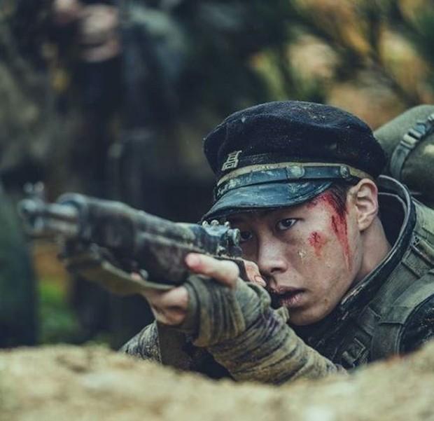Foto Lee Gae Tae karakter yang diperankan Lee Jae Wook dalam film The Battle of Jangsari