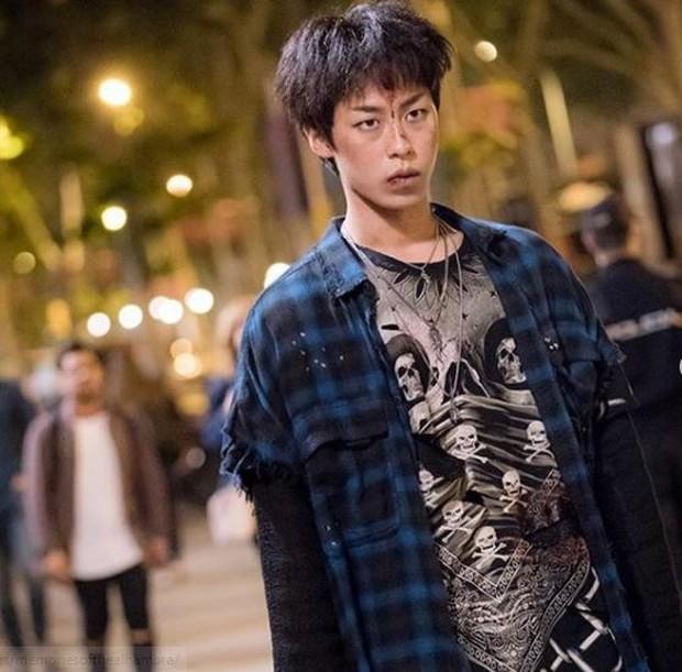 Foto Marco karakter Lee Jae Wook di drama Memories of the Alhambra
