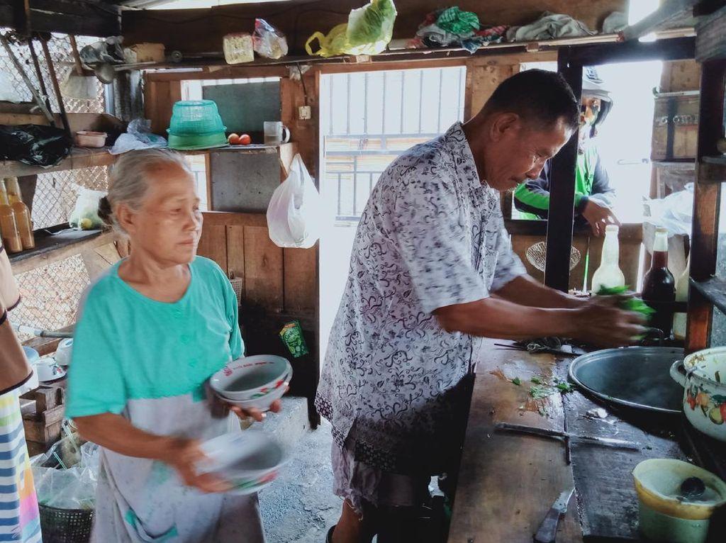 Mie Ayam Ini Harganya Rp 3.000 dan Sehari Ludes 300 Mangkok