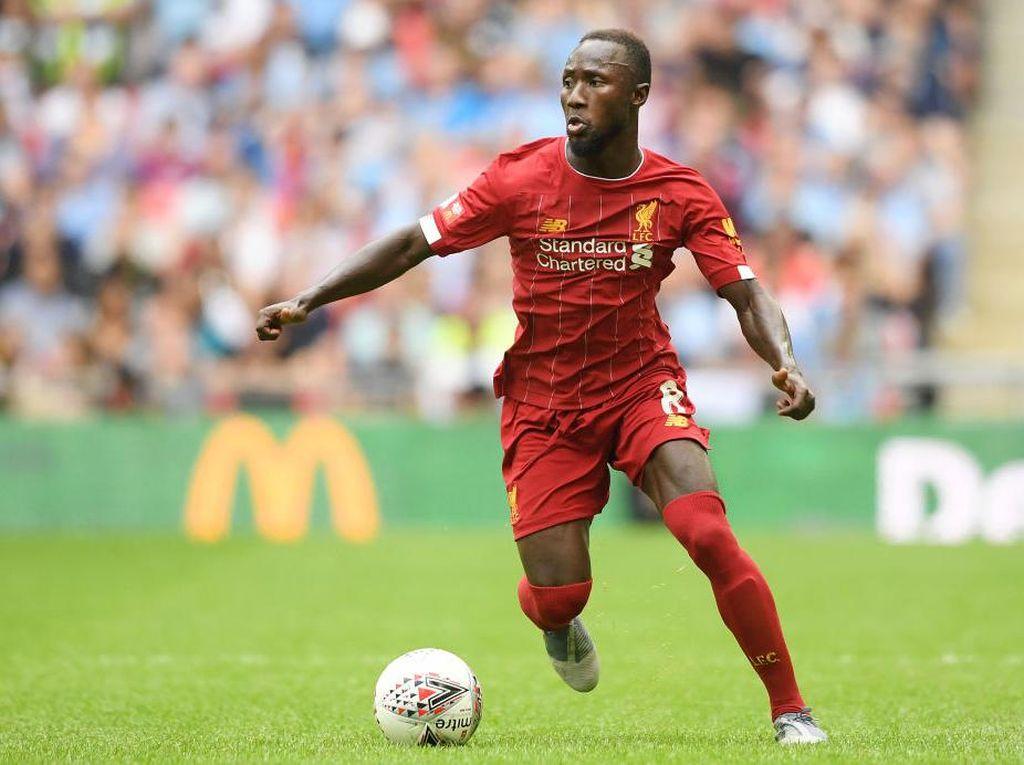 Satu Lagi Pemain Liverpool Positif Corona, Naby Keita