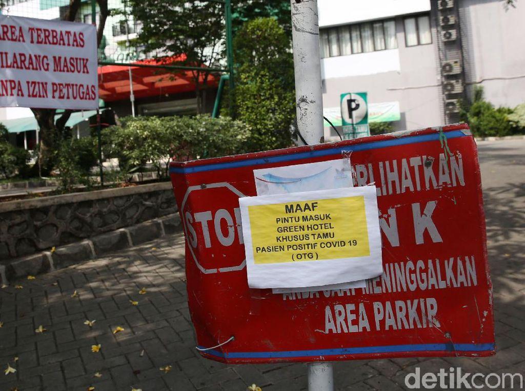27 Hotel di Jakarta Disiapkan untuk Isolasi Pasien Corona, 5 Terpakai